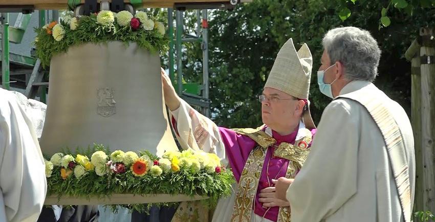 Glockenweihe in Oberstdorf
