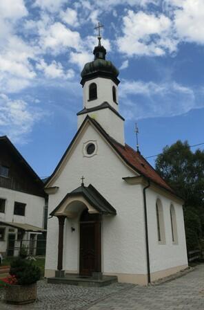 Kapelle in Häuser