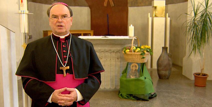 Hirtenwort von Bischof Bertram