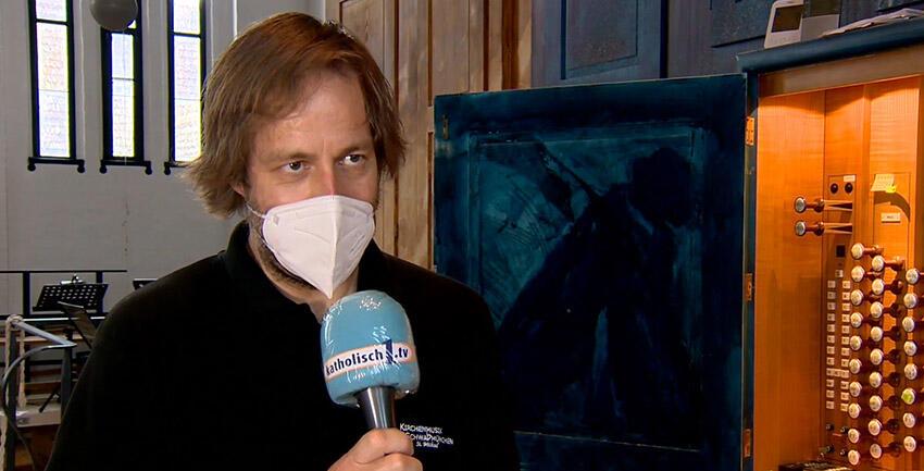 Interview mit Chorregent Stefan Wagner