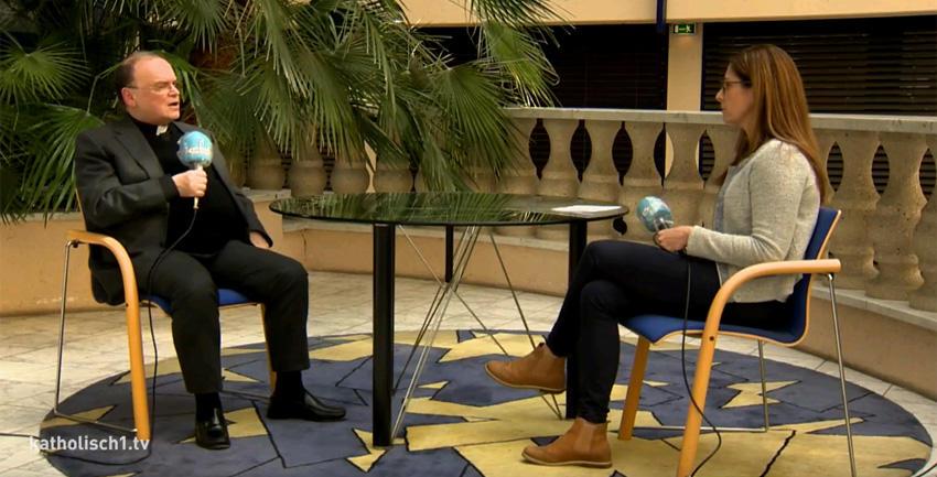 Interview mit dem Apostolischen Administrator (katholisch1.tv)