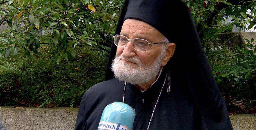 Interview mit Patriarch em. Gregorius III. Laham über die Lage in Syrien
