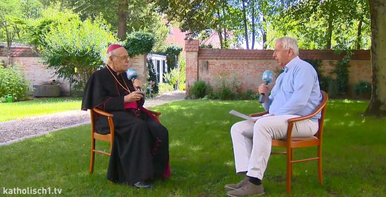 Interview mit Weihbischof Grünwald (katholisch1.tv)