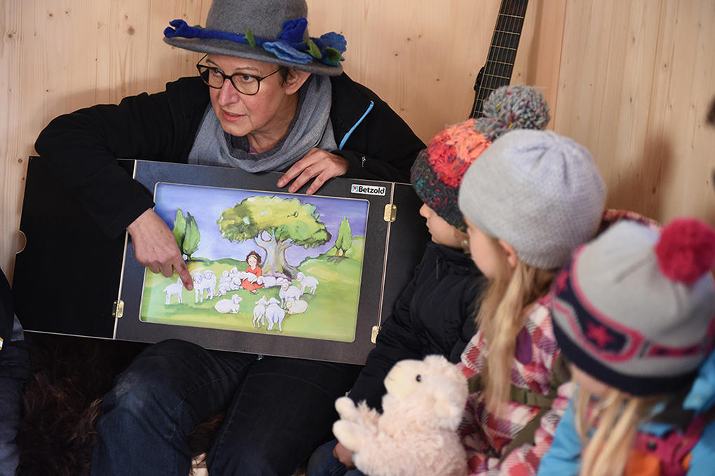 Jutta Maier + Kinder