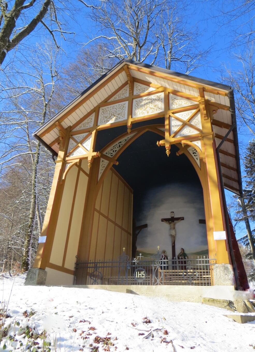Kalvarienbergkapelle Außenansicht