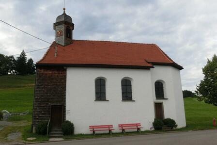 Kapelle in Buchenberg