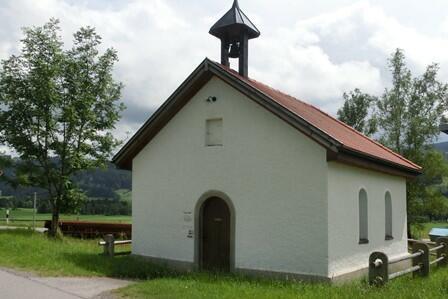 Kapelle in Engelpolz
