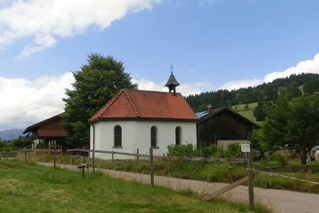 Kapelle in Kalchenbach