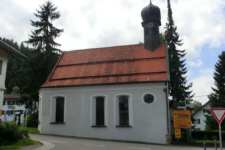 Kapelle in Kranzegg