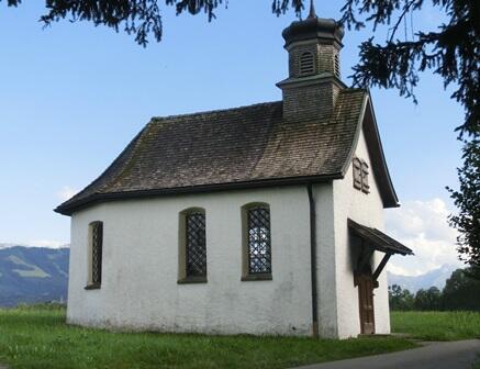 Kapelle in Ortwang
