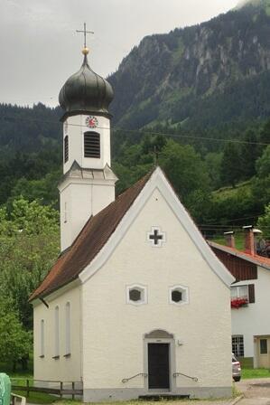 Kapelle in Wagneritz