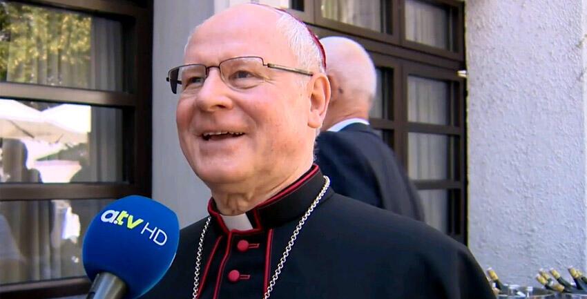 katholisch1tv Rücktritt des Augsburger Bischofs