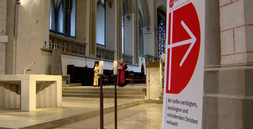 Kirche in Not - Gebetstag für verfolgte Christen