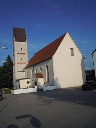 St. Johannes Mittelneufnach