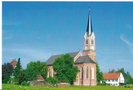 Kirche Westerheim