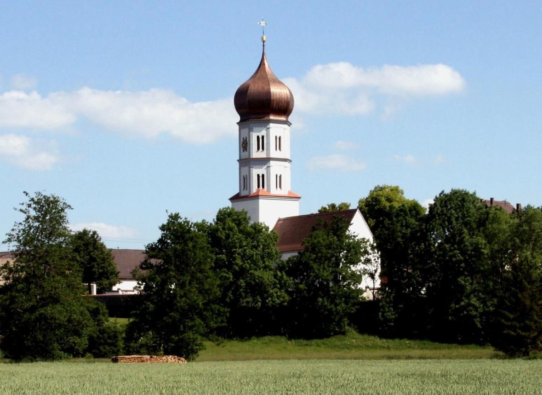 Kirche St. Veronika, Nordwestansicht