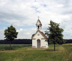 Die Kreuzbergkapelle 2015