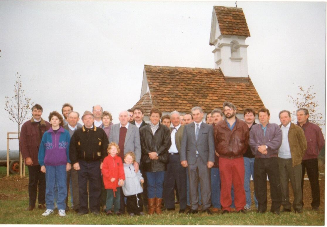 Die Kapellenbauer