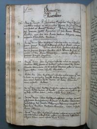 Beispiel eines Taufbuchs vor 1803 Nr. 77: Taufe von Leopold Mozart , Vater von Wolfgang Amadeus Mozart, am 14. November 1719 in Augsburg ABA, Matrikeln Augsburg St. Georg 5, 103