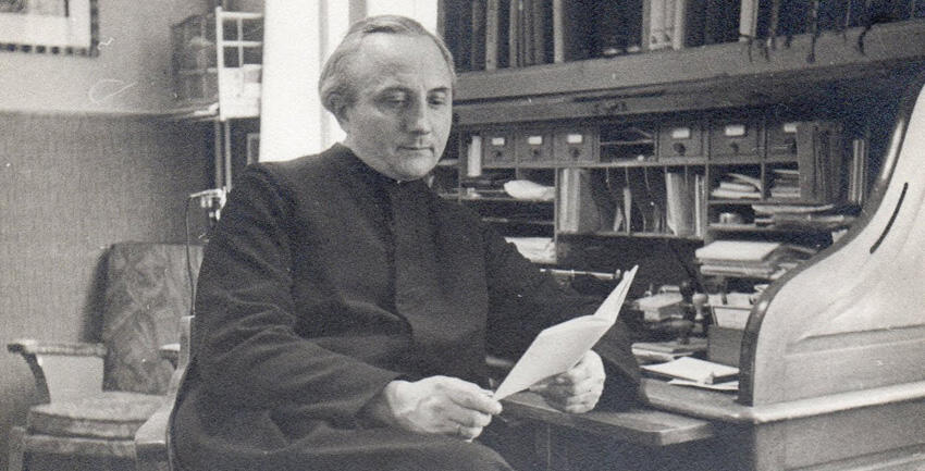 Max Josef Metzger - Priester, Pazifist und Pionier