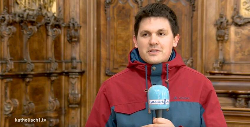 Ministrieren in Corona-Zeiten (katholisch1.tv)