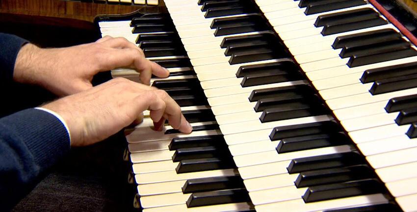 Organist von St. Sebastian in Augsburg