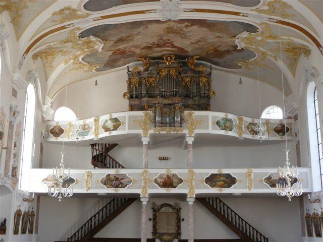 Orgel Großaitingen