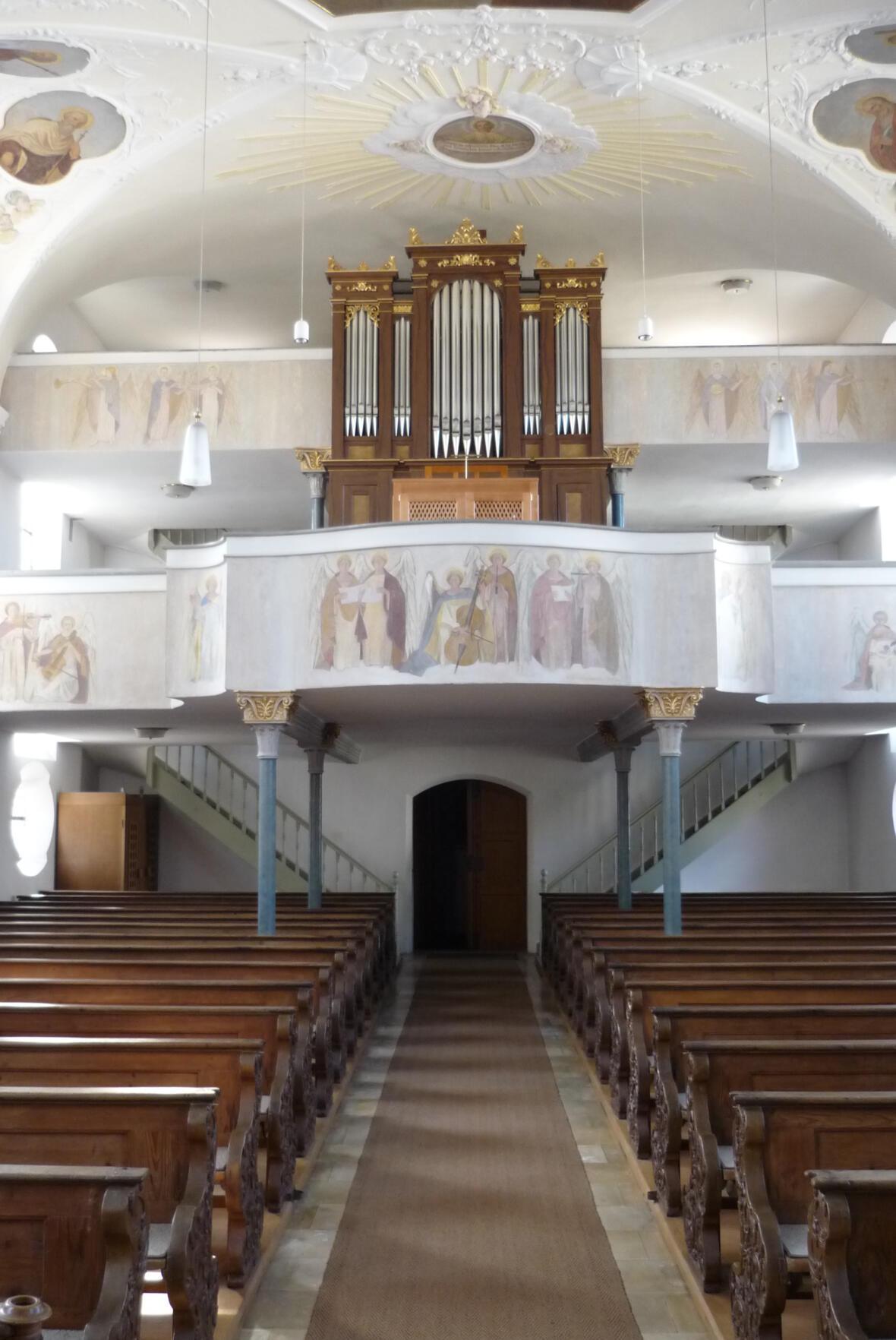Orgel Hainhofen