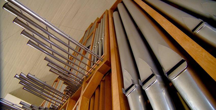 Orgel-Reihe (6) - Zu Gast in Augsburg-Hochzoll