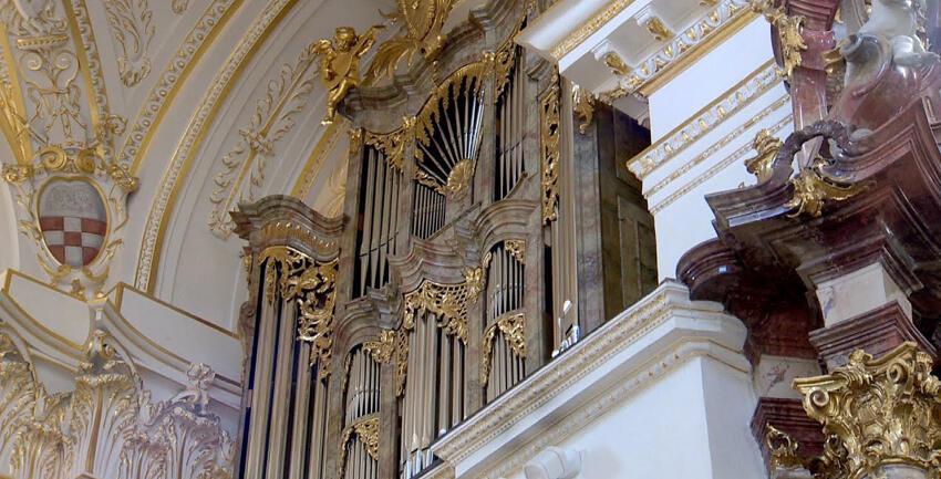 Orgelreihe 11 - Die Orgeln von St. Lorenz in Kempten