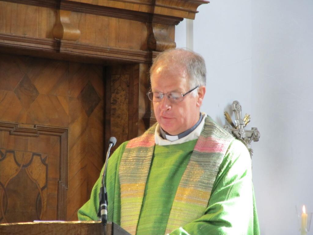 Pater Bernhard Gerwe