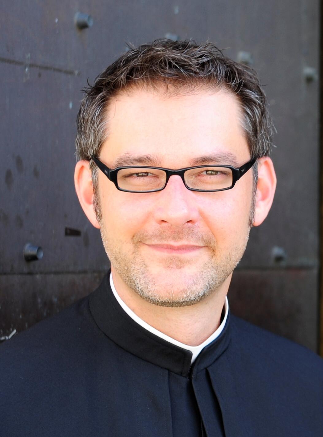 Pater Sascha-Philipp Geißler