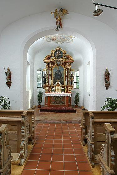 St. Leonhard - Kapelle Börwang