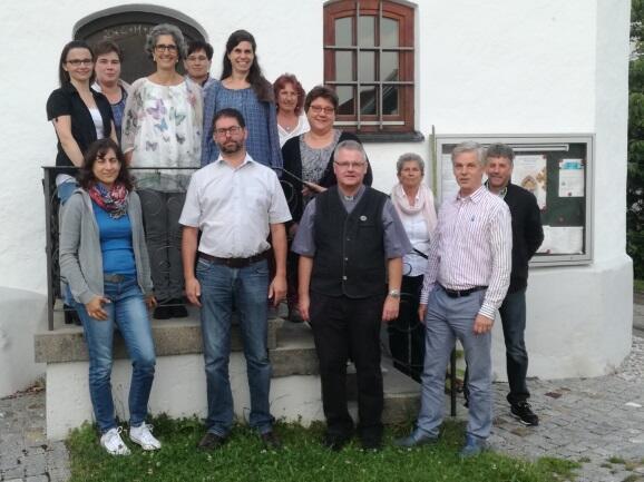 Pfarrgemeinderat 2018 Haldenwang