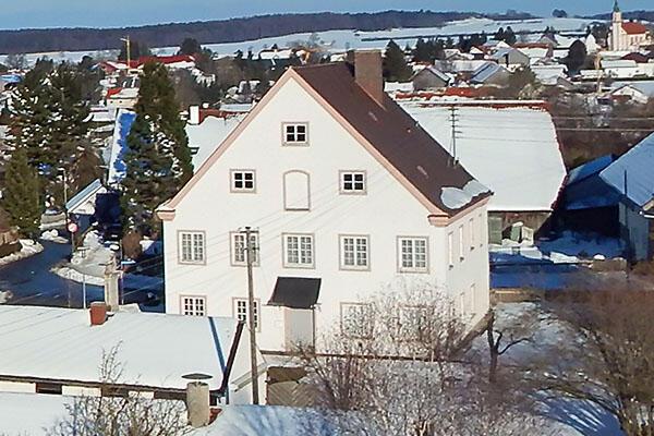 Pfarrhof Stadl