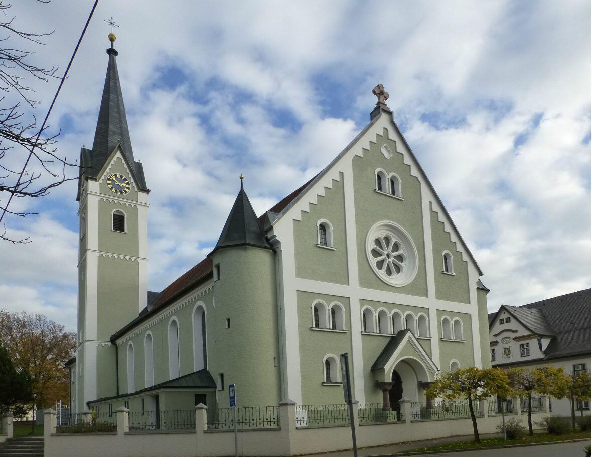 Pfarrkirche Legau