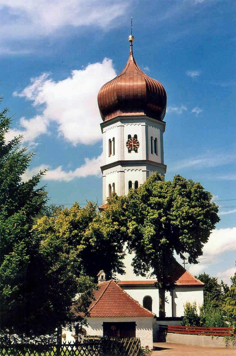 Pfarrkirche St.Veronika