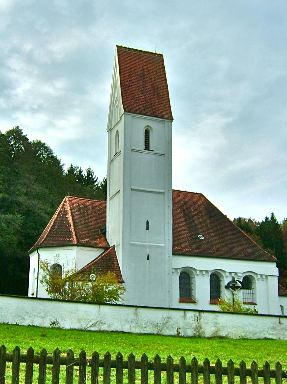 """Pfarrkirche """"St. Kastulus"""", Unterschönbach"""