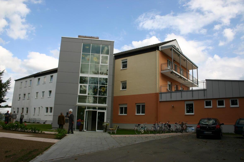 Pfr.-Knaus-Heim 2009 [Foto: Helene Monzer]