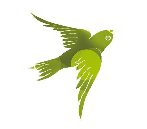 PGR-Wahl 2014 Vogel gruen