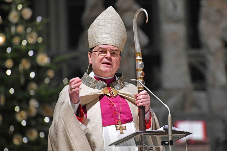 Predigt von Bischof Bertram zur Jahresschlussandacht (Foto Nicolas Schnall_pba)