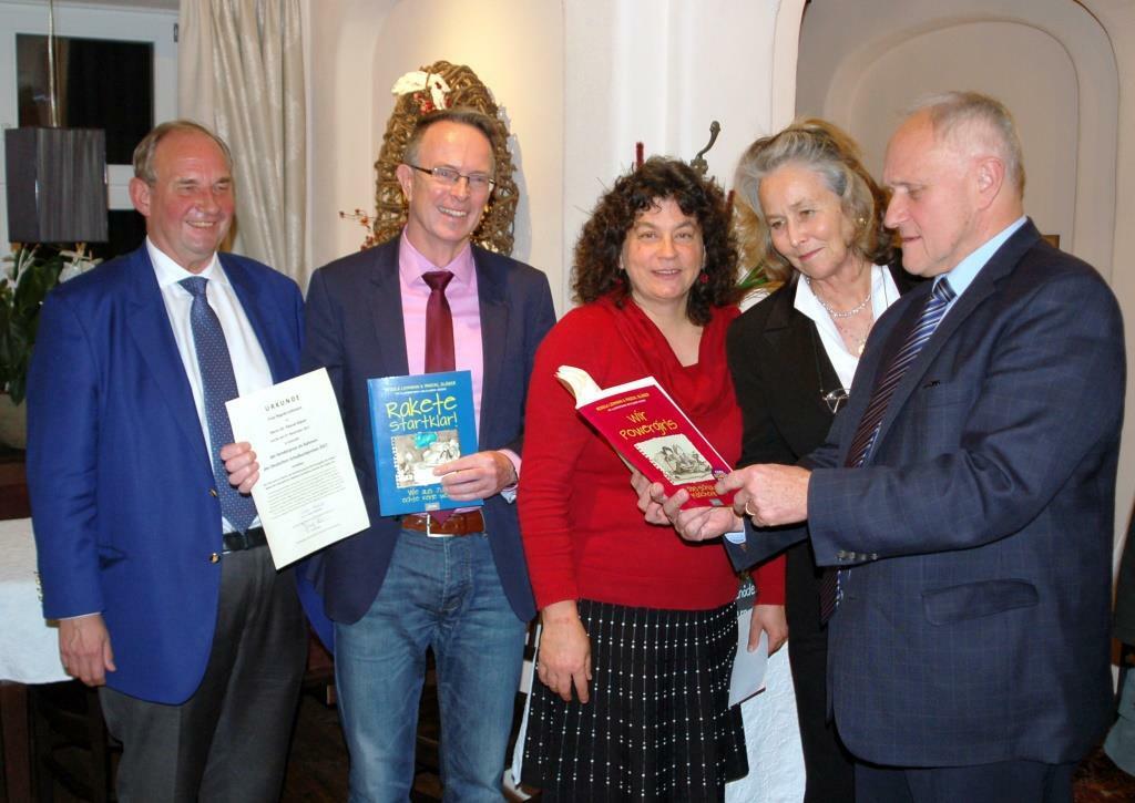 Preisverleihung Deutscher Schulbuchpreis 2017