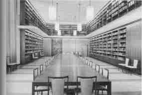 Bibliothekssaal Bischöfliches Ordinariat