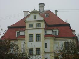 Schloss Ostseite
