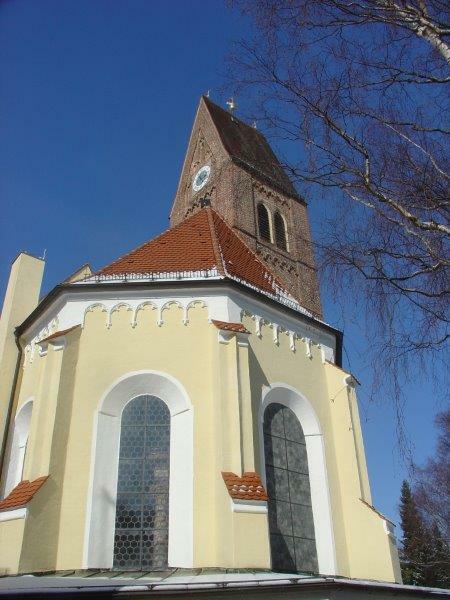 Stadtpfarrkirche St. Justina