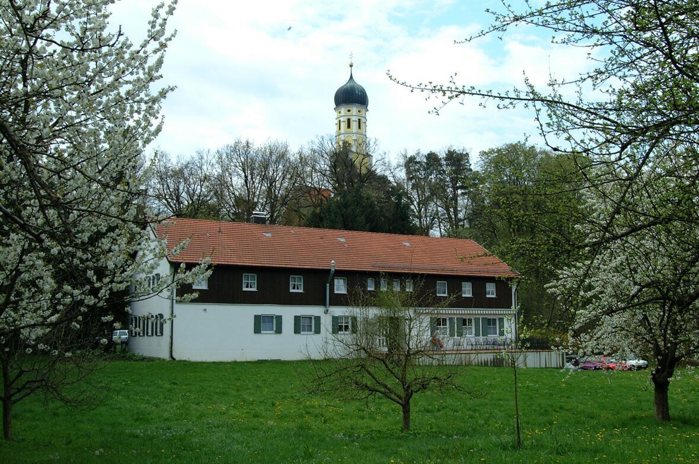 Tagungshaus Maria Beinberg (Gartenansicht)