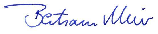 Unterschrift DD