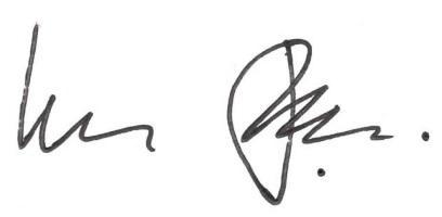 Unterschrift Pfr. Lindl