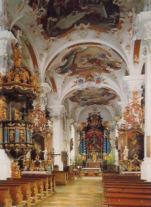 Violauer Kirche