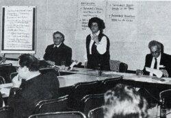 Vollversammlung des Diözesanrats 1982